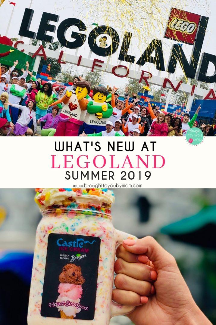 Whats New at LEGOLAND Summer 2019
