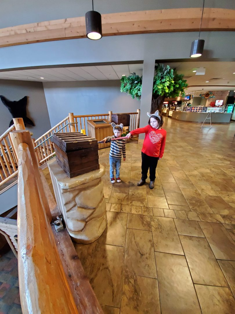 Great Wolf Lodge MagiQuest tips