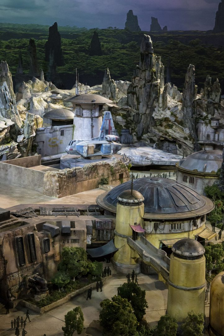 Star Wars: Galaxy's Edge at Disneyland and Walt Disney World