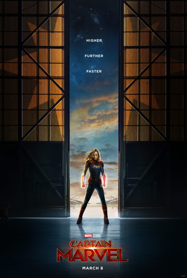 Captain Marvel Movie Release