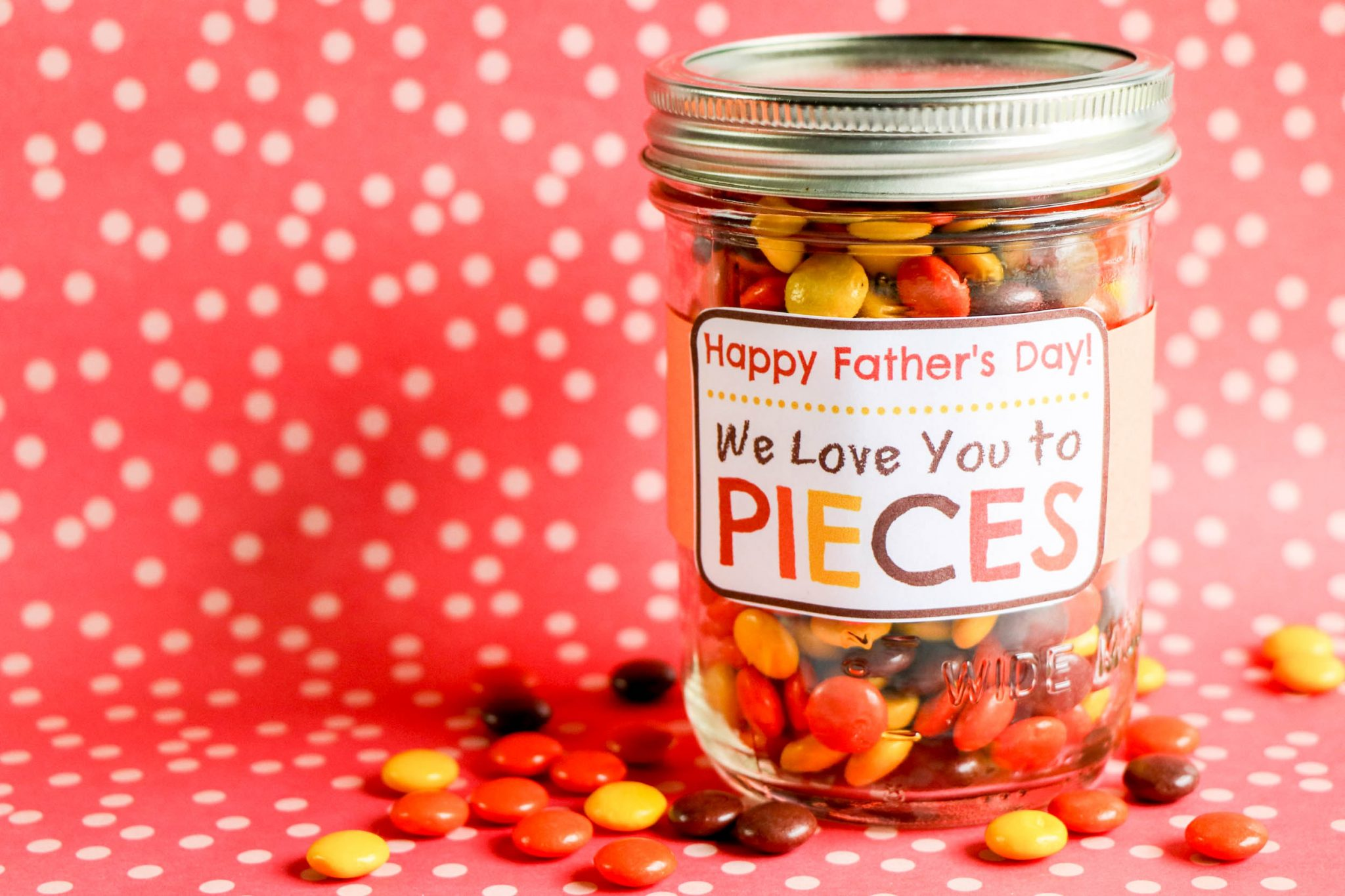 Adorable And Easy Last Minute Father S Day Gift To Love To Pieces