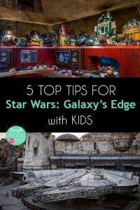 Family Tips for Star Wars Land