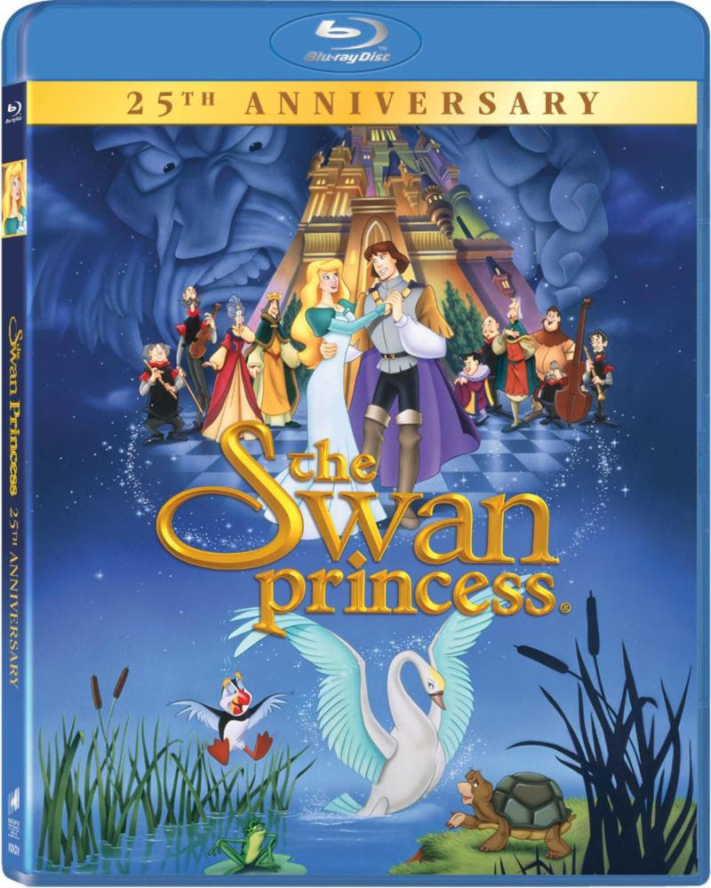 The Swan Princess Anniversary Edition