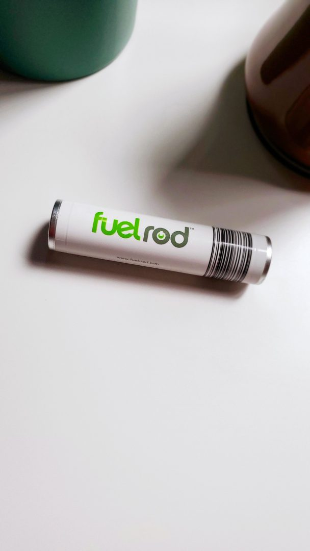 FuelRod backup battery