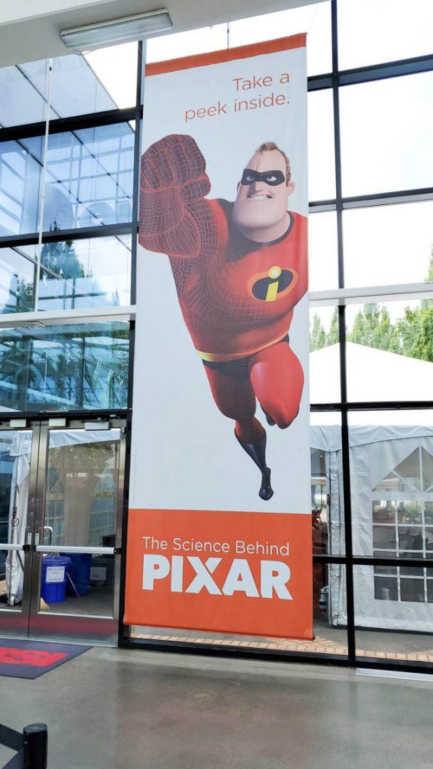 The Science of Pixar at OMSI