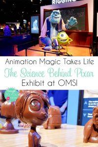 The Science of Pixar