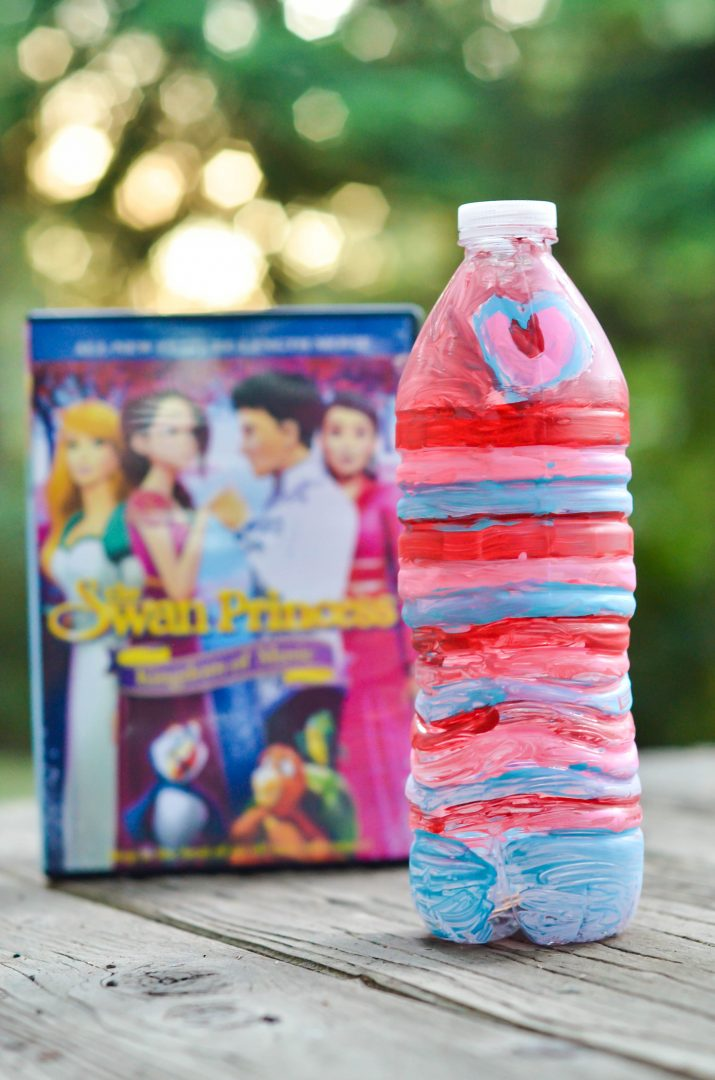 Water Bottle Maraca DIY