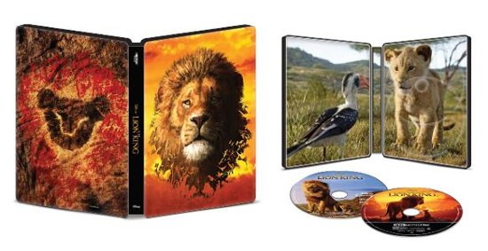 The Lion King SteelBook DVD Set from Best Buy